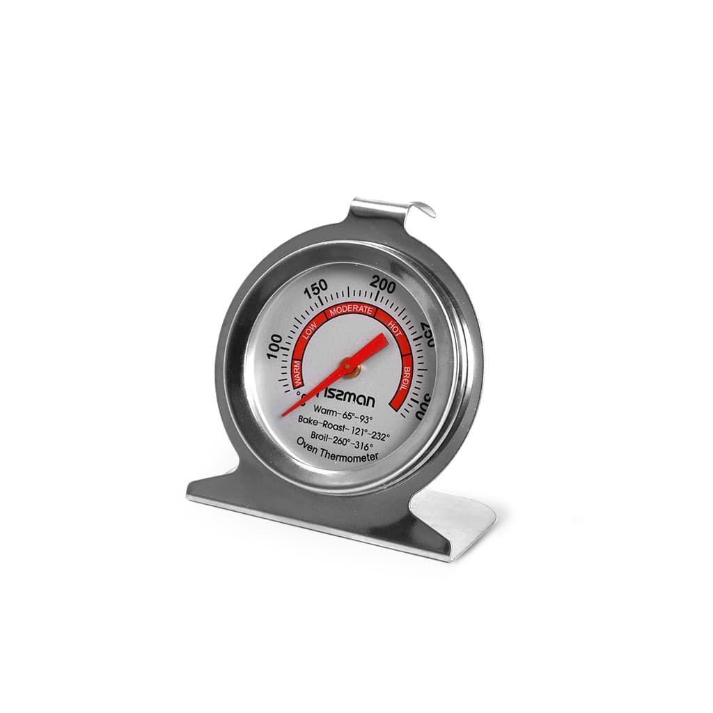 Термометр для духовки, диапазон измерений 30-300°C, диаметр 5см